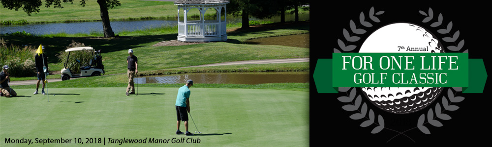 2018 For One Life Golf Classic Tanglewood Manor