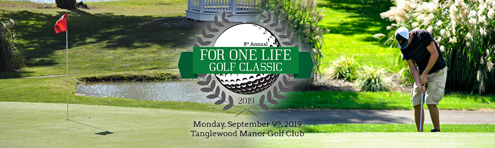 2019 For One Life Golf Classic