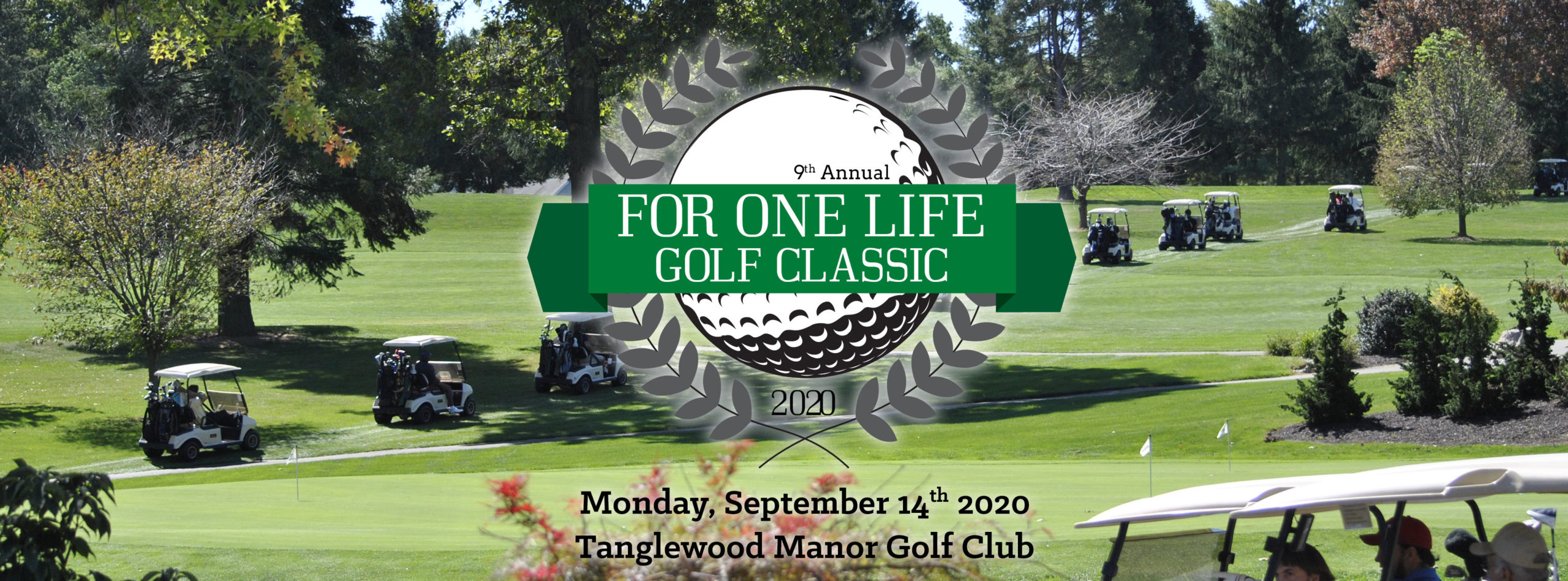 2020 For One Life Golf Classic