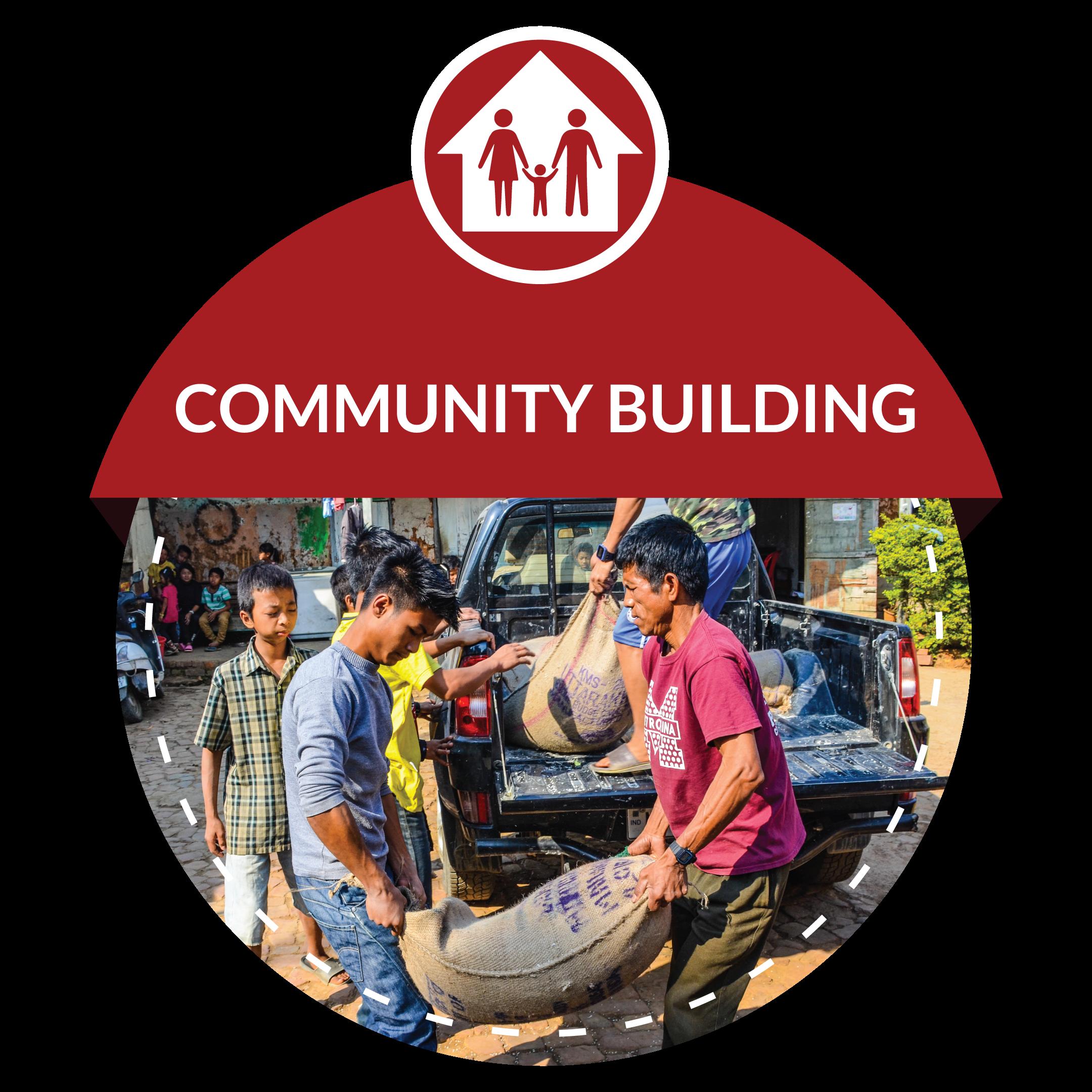 Icons-Community-Building