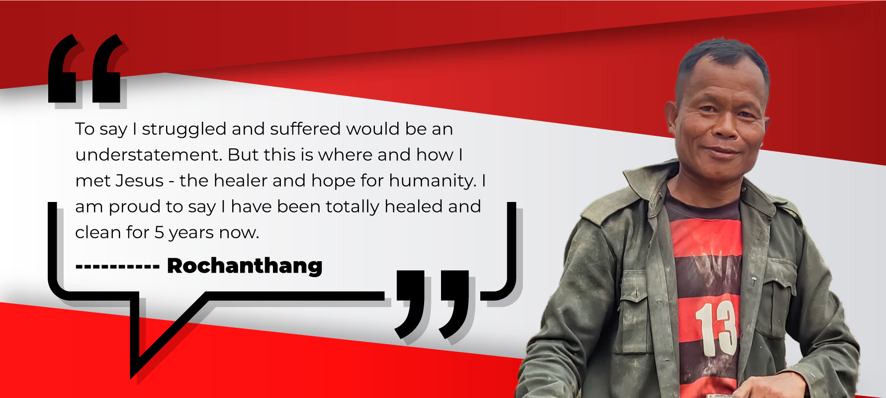 From Chains To Freedom – Meet Rochanthang